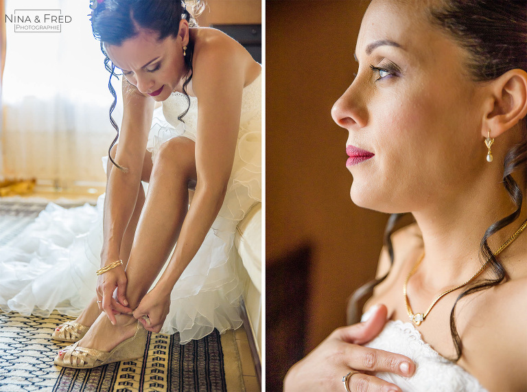 preparation de la mariée S&D19