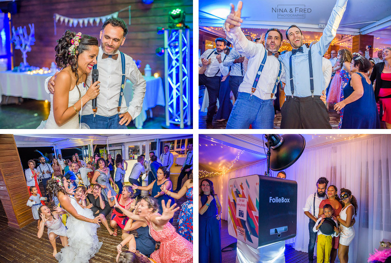 mariage Réunion soirée S&D19