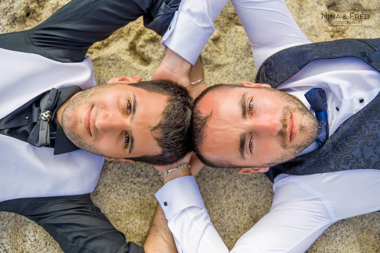 séance photo couple garçons 974 J&A2019