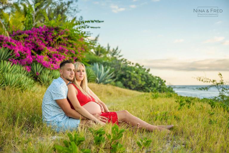 photo grossesse tropicale M&Q20