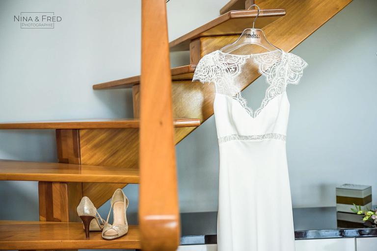 robe de mariée N&I19