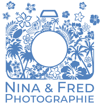 logo nina et fred photographie